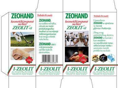 Zeolite product company