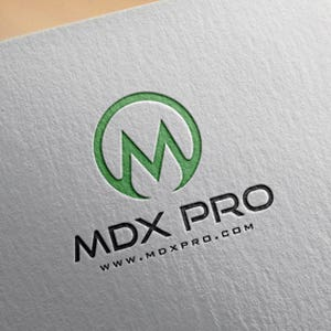 MDXPRO Logo Modification