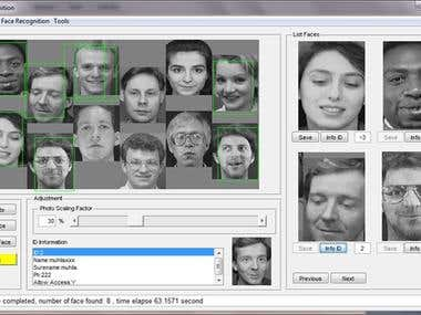 Matlab: Face Detection and Recognition using PCA