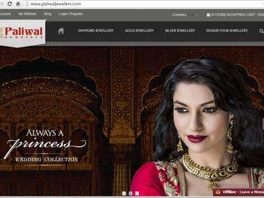 Online Diamond and Jewellery Store
