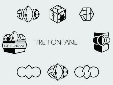Tre Fontane club logo