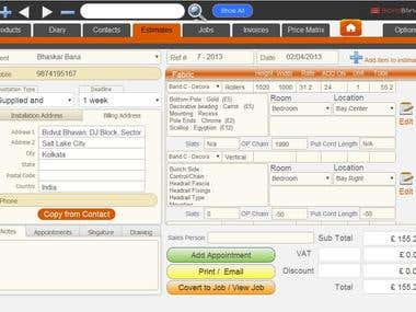 Ipad optimized FileMaker Application