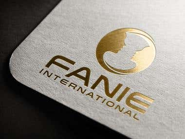 Design a Logo for FANIE dot COM