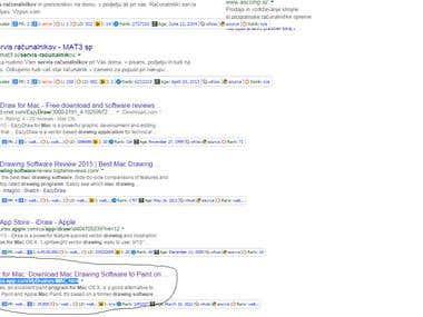 Google Top 4