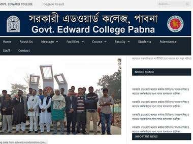 Govt. Edward College Pabna