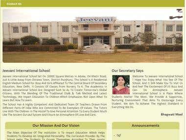 Jeevani School