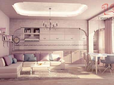 Apartment - Modern provence