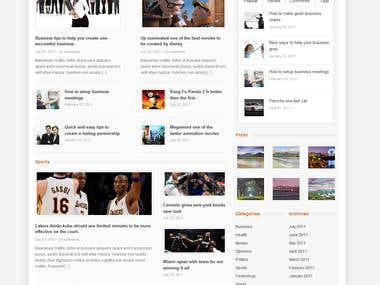 Broadcast – News/Magazine WordPress Theme