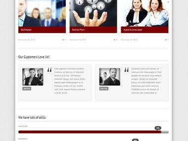 Spearit – Responsive Business Corporate WordPress Theme