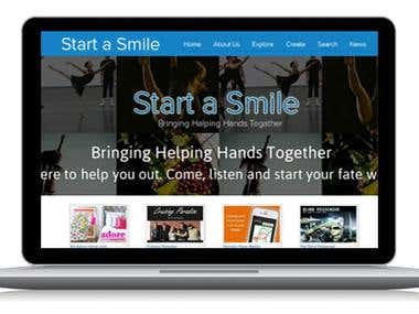 Start a Smile Crowd Funding