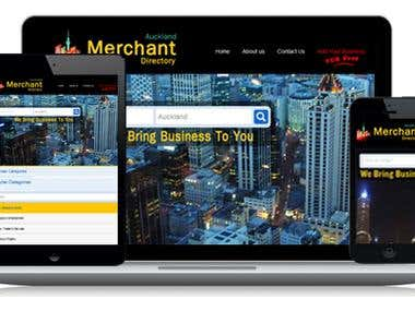 Merchant Directory