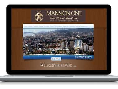 Mansion One   Resort Residence