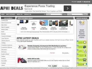 Apni Deals Ecommerce