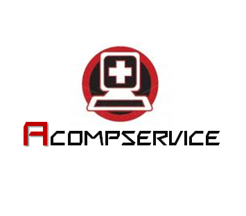 A compservice website Logo