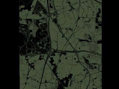 contour/map/plan