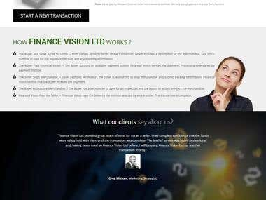 Finance vision