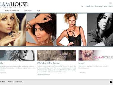Glamhouse in Magento