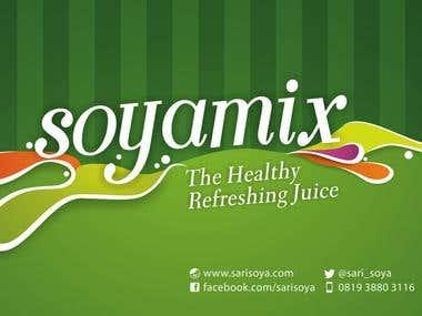 Banner Soyamix