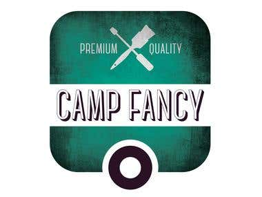 Camp Fancy LOGO