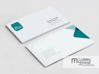 Logo and Visiting card