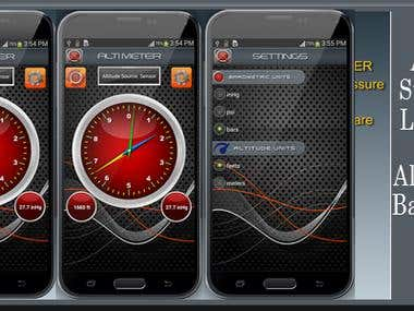 Altimeter - Android App