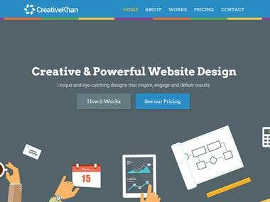 CreativeKhan Web Solutions