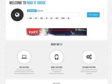 Mad IT House