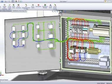 Expert in Electrical Drawing on AutoCAD Electrical