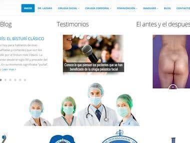 Website Plastic Surgeon