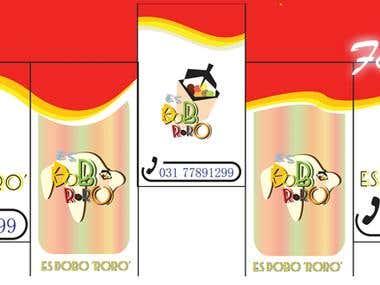 """Branding for \""""DOBORORO\"""""""
