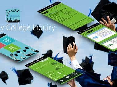 MY College Inquiry