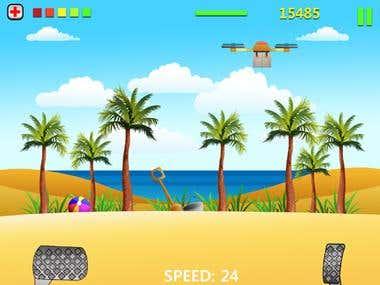 game ackground