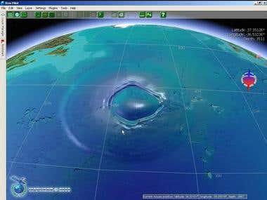Tsunami rendering