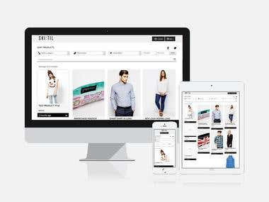 Marketplace eCommerce Store