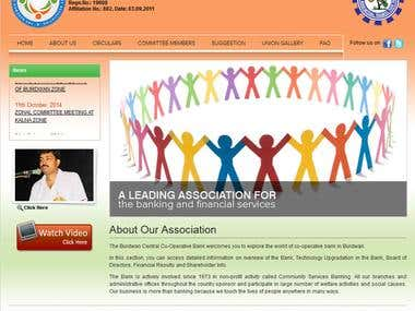 Bank Association Website