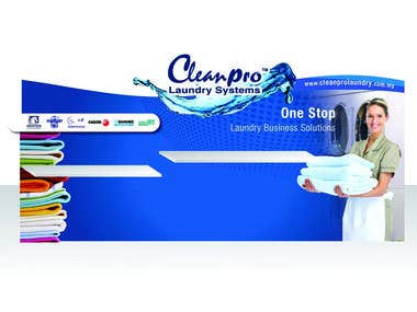 Cleanpro self service laundry
