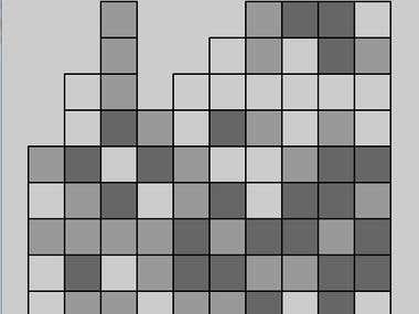 Flash Game:Collapse Blocks