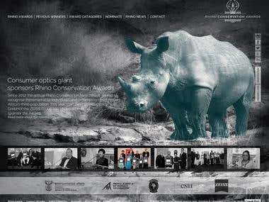 Rhino Conservation Awards - Design Concept