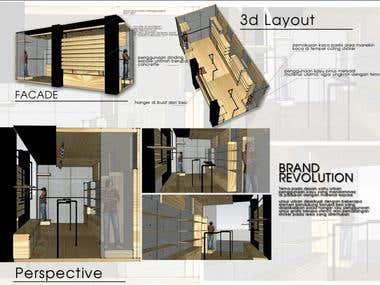 store design concept