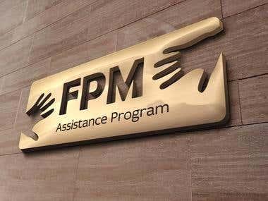 FPM Assistance Program logo proposal