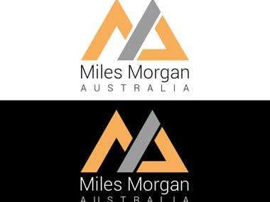 Miles Morgan Australia logo design proposal