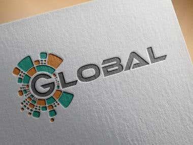 Global logo design proposal