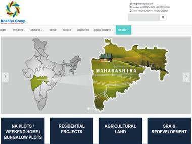 Khabiya Group Website