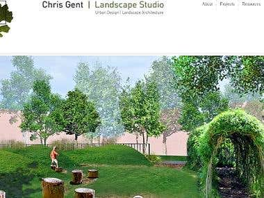 Chris Gent | Landscape Studio