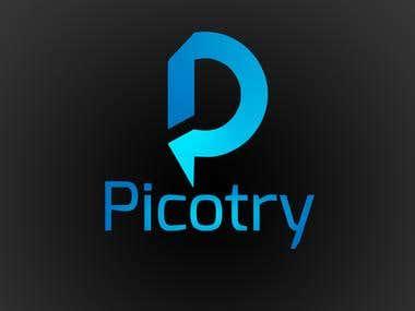 Picotry || Logotypes