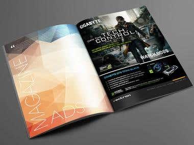 Gigabyte Magazine Ad