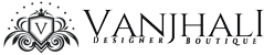 Designer Boutique Logo - Vanjhali Boutique