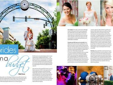 Print Article for Tri-State Bride Magazine