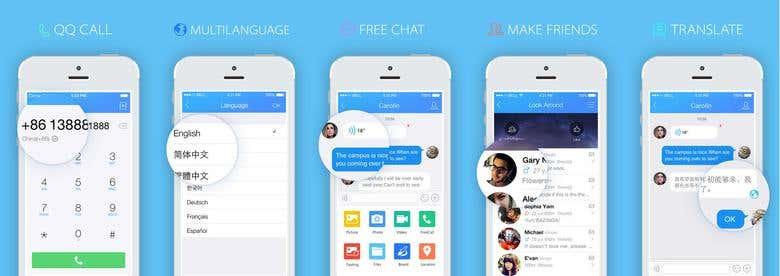QQ for iOS   Freelancer