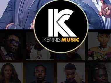 Kennis Music TV Android App